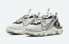 Nike React Vision Vast Grey Black White CD4373 005 New Men's Shoes Size 10