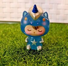 Kik Quay Toyz Unicorn Blind Box Series 2 Jelly Dark Blue (Silver)
