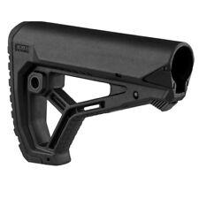 Mako Group GL-CORE Black MIL-SPEC Skeleton Style Butt Stock