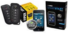 Viper 5204V Le 2 Way Car Alarm and Remote Start with Vsm100 SmartStart Module