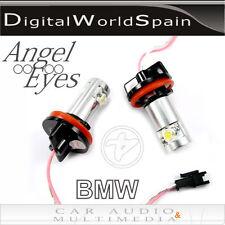 2 BOMBILLAS ANGEL EYES LUZ BLANCA BMW E82 E87 E92 X5 X6