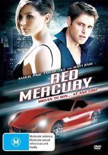 Red Mercury - DVD ss Region 4 Good Condition