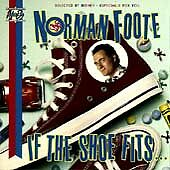 If the Shoe Fits... by Norman Foote (CD, Feb-1992, Buena Vista)