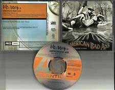KID ROCK American Bad Ass CLEAN ALBUM VERSION 2000 PROMO Radio DJ CD Single