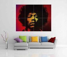 Jimi Hendrix Arte De Pared Gigante impresión de foto Cartel G26