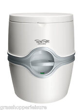THETFORD PORTA POTTI EXCELLENCE ELECTRIC portable chemical toilet camping loo