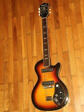 Musima Deluxe 25K GDR Rare Vintage Electric Guitar USSR 1974 year DDR Lespaul