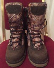 NEW Danner East Ridge 800G Mens Realtree Xtra Leather Hunting Boots (62117) 7.5