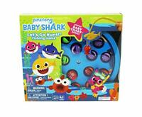 Baby Shark Let's Go Hunt Fishing Game With Baby Shark Song New Pinkfong