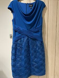 Womans Adrianna Papell Evening/cocktail Dress Brand New Size 14