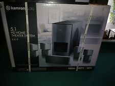 New listing Kamron audio 5.1 Hd Home Theater System Ka-9 New, sealed