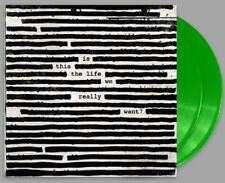 ROGER WATERS Is This The Life We Really Want? - 2LP / Green Vinyl - Pink Floyd