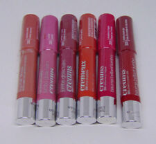 Lot of 6 COVERGIRL CREAMS Jumbo Gloss Balm No.280 285 290 295 300 305 0.11oz./3g