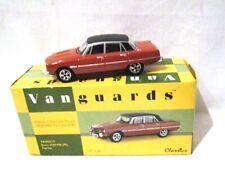 Corgi Vanguards Rover P6 3500S V8S  Paprika  VA06517 RARE
