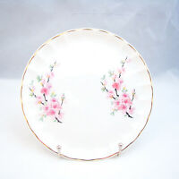 W. S. George PEACH BLOSSOM (Bolero) Salad Plate(s)