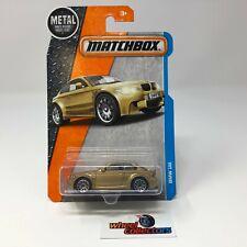 BMW 1M * GOLD * Matchbox * S20