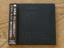 Magma: Slag Tanz France Japan CD Digipak KKP-1039(Christian Vander not mini-lp Q