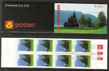 NORWAY 1996 TOURISM: URNES STAVKIRKE BOOKLET