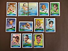 Fifa 2006, Germany, Football Fan, BRAZIL National Team, Lot of Stickers