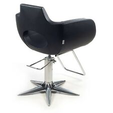 Salon Swivel Styling Chair Aureole Anniversary Parrot Base Gamma & Bross Italian
