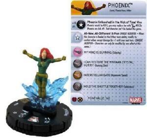 Phoenix #053a The Uncanny X-Men Marvel Heroclix NM Marvel Heroclix: The