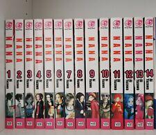 More details for nana manga, ai yazawa, volumes 1-14 (english)