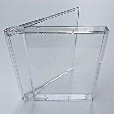 MiniDisc Hüllen Leerhüllen MD Box MiniDisk Case, transparent superklar