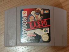Nintendo 64 Game * G.A.S.P * GASP Retro N64 Fast Dispatch Rare