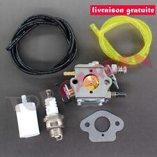 Carburateur + Joint pour Husqvarna 50 51 55 Tronçonneuse 503281504 Walbro WT-170