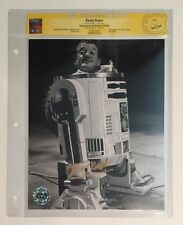 KENNY BAKER R2-D2 • CGC SS SIGNATURE SERIES • STAR WARS CERTIFIED PHOTO