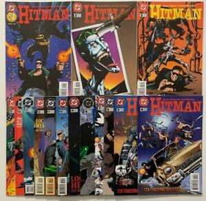 Hitman #1 to #60 Complete Series + Ann + 1 shot (DC 1996) 62 x FN+ to NM issues.