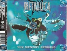 METALLICA THE MEMORY REMAINS uk CD MAXI part 2