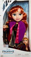 Disney Frozen - Anna Adventure Doll