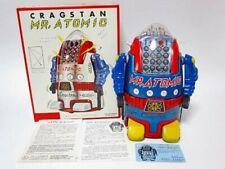 Osaka Tinpate Cragstan Mr.  Atomic Blue Yonezawa reprinted ver. 23 cm Toy Japan