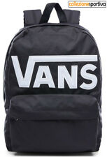 ZAINO VANS OLD SKOOL II BACKPACK CASUAL - VN000ONIY28 col. nero/bianco