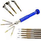5 in 1 Repair Pentalobe Screwdriver Tools Kit Set For Iphone 6 5S 4S Samsung HTC