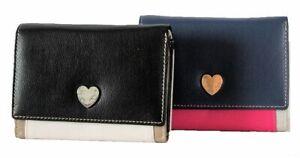 Mala Leather RFID Saffron Medium Flapover Purse RRP £40.99 Various Colours