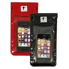 Apple iPhone 4 Red Loon Handy Smartphone Tasche Lenkertasche wasserdicht