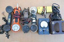 6pc Lot Telephone Lineman's Test Set Butt Set, Dial Hand Set Points Meter, 139B