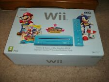 Nintendo Wii Mario & Sonic at the London 2012 Olympic Games Ltd Edition Console