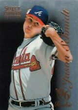 1996 Select Certified #110 Jason Schmidt Atlanta Braves