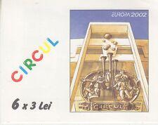 Europa Cept 2002 Moldova booklet ** mnh (E622)