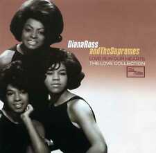 DIANA ROSS AND THE SUPREMES - LOVE IS IN OUR HEARTS - THE COLLECTION - NEW CD!!