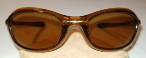 Oakley XS Five # 03-452 49□20 Kids Sunglasses Honey Frame, Bronze Lenses PERFECT