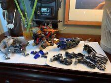Zoids Liger Death Saurer Dinosaur Random Lot Of Zoid Not Complete Parts Only
