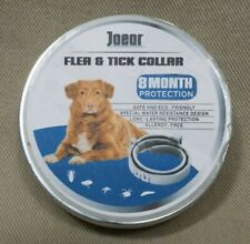 Joeor Flea Collar and Tick Control for Dogs Natural Ingredients