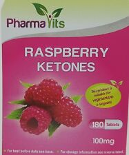Super Strength Raspberry Ketones Plus Max Weight Loss Diet 100mg Wild Diet 180s