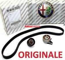 KIT CINGHIA DISTRIBUZIONE ORIGINALE ALFA ROMEO 147 156 1.6 16V T. spark