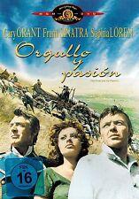 DVD - Stolz und Leidenschaft - Cray Grant, Frank Sinatra & Sophia Loren