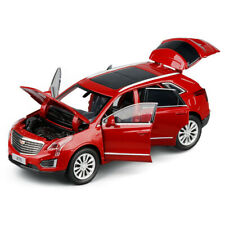 1:32 Cadillac XT5 SUV Metal Die Cast Model Car Toy Collection Sound&Light Gift